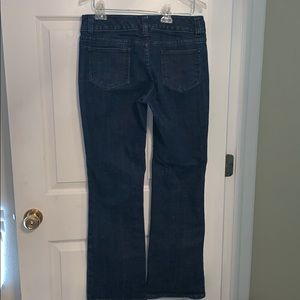Banana Republic Size 10 Wide Leg Jeans